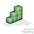 green graph cube