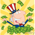 102527-Cartoon-Clipart-Uncle-Sam-Holding-Cash