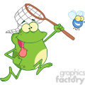 frog-chasing-fly-with-net
