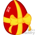 royalty-free-rf-copyright-safe-red-easter-egg-with-ribbon  gif, png, jpg, eps, svg, pdf