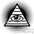 all seeing eye design