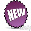 new-icon-image-vector-art-purple 001  gif, png, jpg, eps, svg, pdf