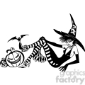Halloween clipart illustrations 012