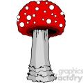 Mushroom 03 red