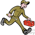 electrician repairman with toolbox  gif, png, jpg, eps, svg, pdf