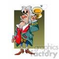 ludwig van beethoven cartoon caricature  gif, png, jpg, eps, svg, pdf