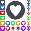 heart icon pack