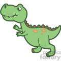 trex dinosaur cartoon