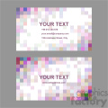 vector business card template set 050  gif, png, jpg, svg, pdf