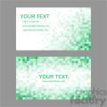 vector business card template set 009  gif, png, jpg, svg, pdf