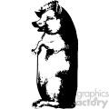 vintage pig wearing a crown vector vintage 1900 vector art gf  gif, png, jpg, eps, svg, pdf