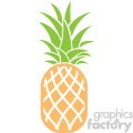pineapple dxf vector cut file