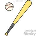 Baseball bat clip art vector images