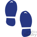 foot tracks