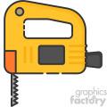 jigsaw tool vector royalty free icon art