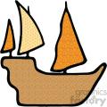 ship vecor art