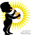 shadow people silhouette sax saxophone saxophones music   people-086 clip art people shadow people