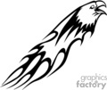 flaming eagle gif, png, jpg, eps