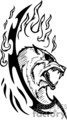 predator predators animal animals wild vector signage vinyl-ready vinyl ready cutter black white dog dogs wolf wolfs fire fires flaming flames flame tattoo tattoos design designs gif, png, jpg, eps