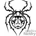 female spider mask