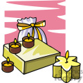 yellow candles gif, png, jpg