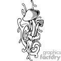 Mushroom 006 Tattoo Design