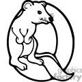 Letter Q Quokka Marsupial