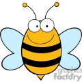 bee character gif, png, jpg, eps, svg, pdf