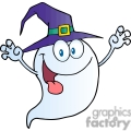 cute cartoon ghost