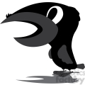 raven cartoon character