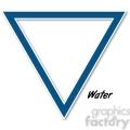 water symbol 002