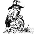Halloween clipart illustrations 023