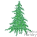Spruce Pine Tree clipart