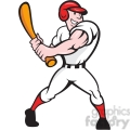 baseball player batting side  gif, png, jpg, eps, svg, pdf
