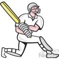cricket batsman batting side  gif, png, jpg, eps, svg, pdf