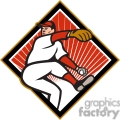 baseball pitcher leg up dia  gif, png, jpg, eps, svg, pdf