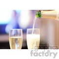 champagne pouring into glasses  jpg