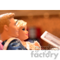 barbie couple fake people photo