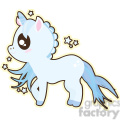 cartoon unicorn boy illustration clip art image  gif, png, jpg, eps, svg, pdf