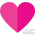 heart svg cut files vector valentines die cuts clip art