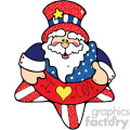 vector art patriotic uncle sam 010 c