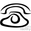 telephone vector flat icon
