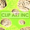 Tiled brain background