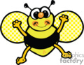 Cute little bumble bee