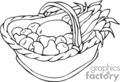 Spel213_bw vector clip art image