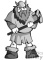 viking man guy people vikings  viking clip art people