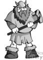 viking man guy people vikings  viking clip art people  gif, jpg, eps