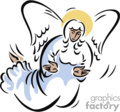 christian religion religious angel angels lds   christian_ss_c_151 clip art religion christian  gif