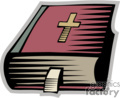 big closed bible gif
