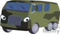 truck trucks van vans autos vehicles   transportation041 clip art transportation land